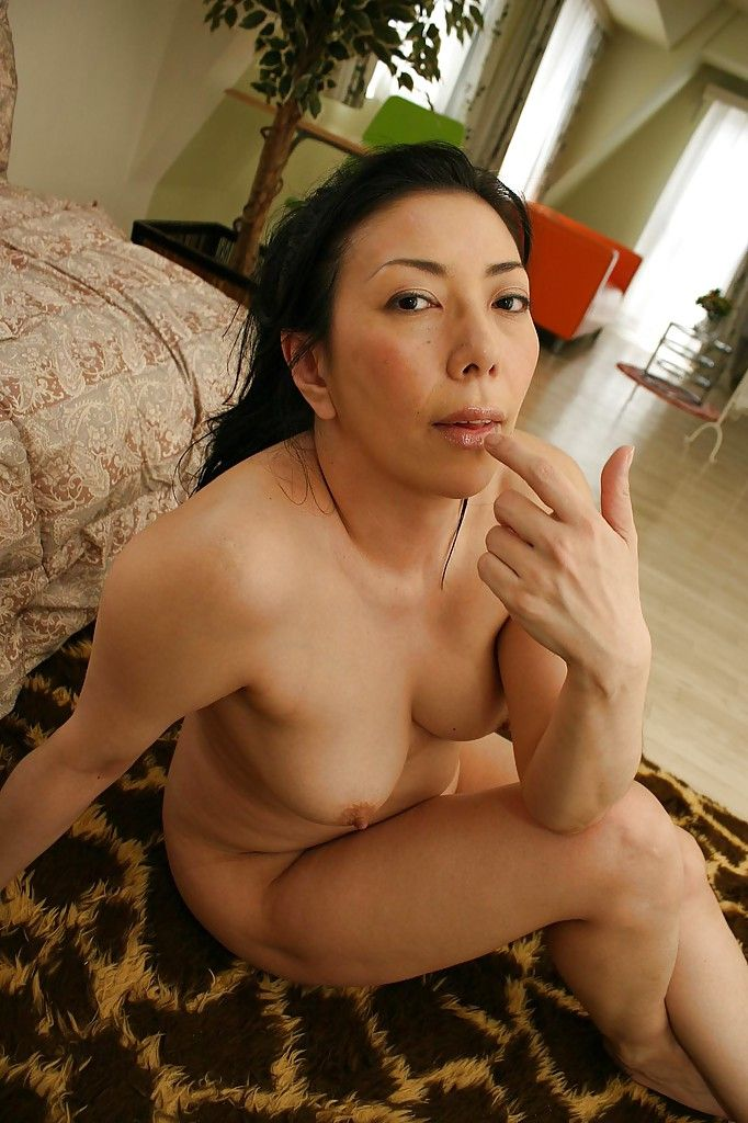 Middle aged asians nude