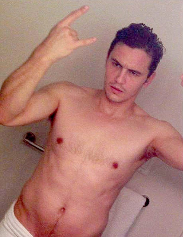 Cookie reccomend James franco naked the beach