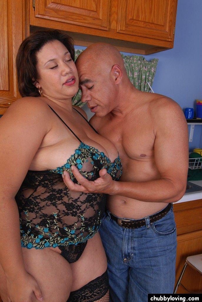 Ebony men big boobs