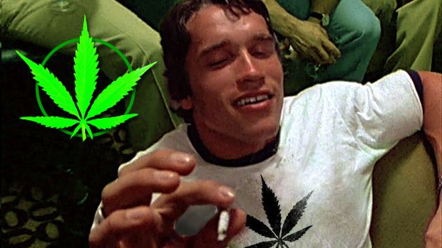 Alias reccomend Working out and smoking weed