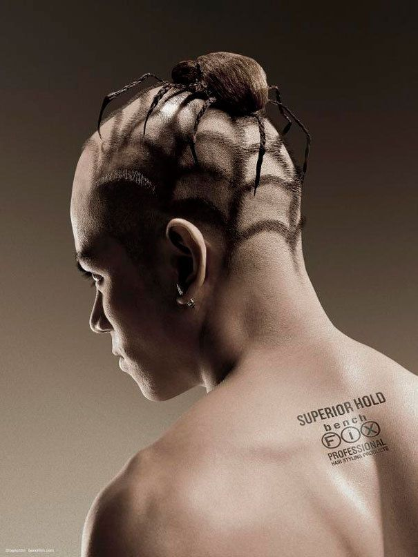 best of Head Designs shaved into