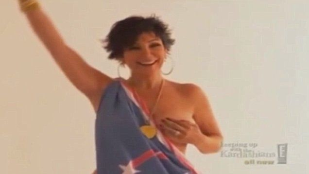best of Jenner Pictures Kris Naked