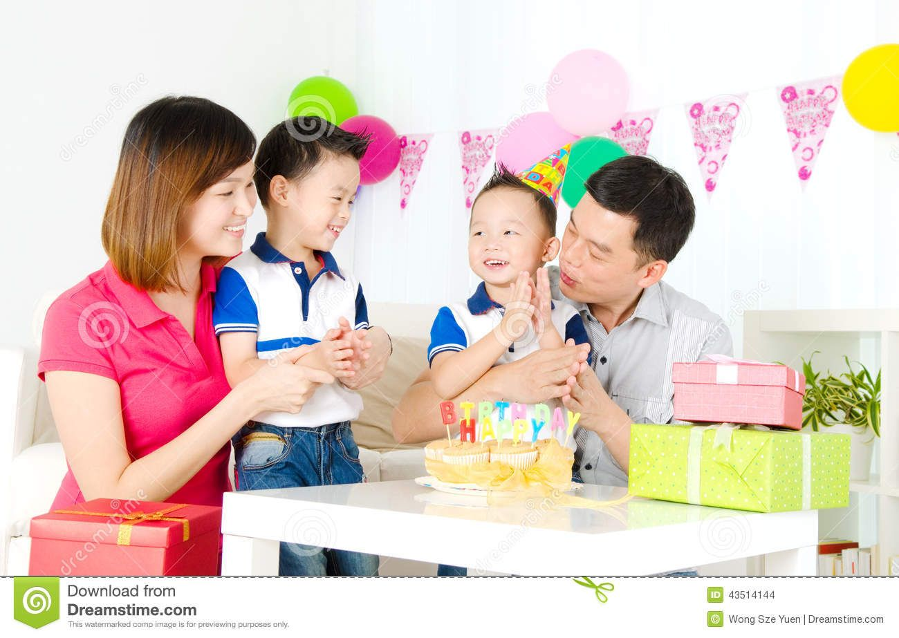 Cold F. reccomend Asian boys birthday parties