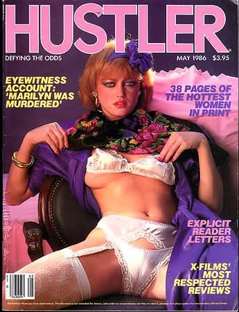 best of Pictorials Hustler 1980