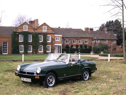 Defense reccomend Mg midget car site