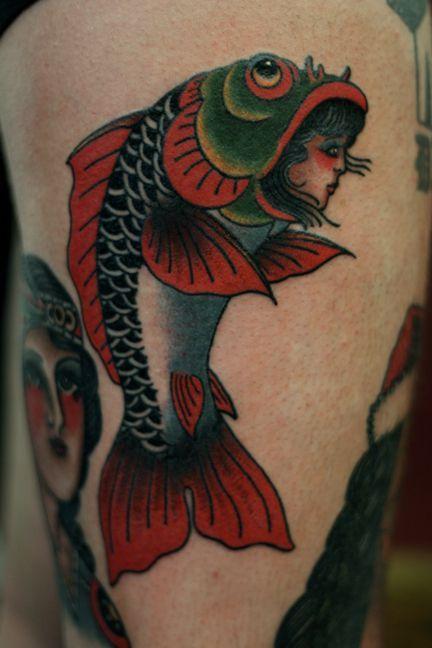 best of Fish tattoos Pissed