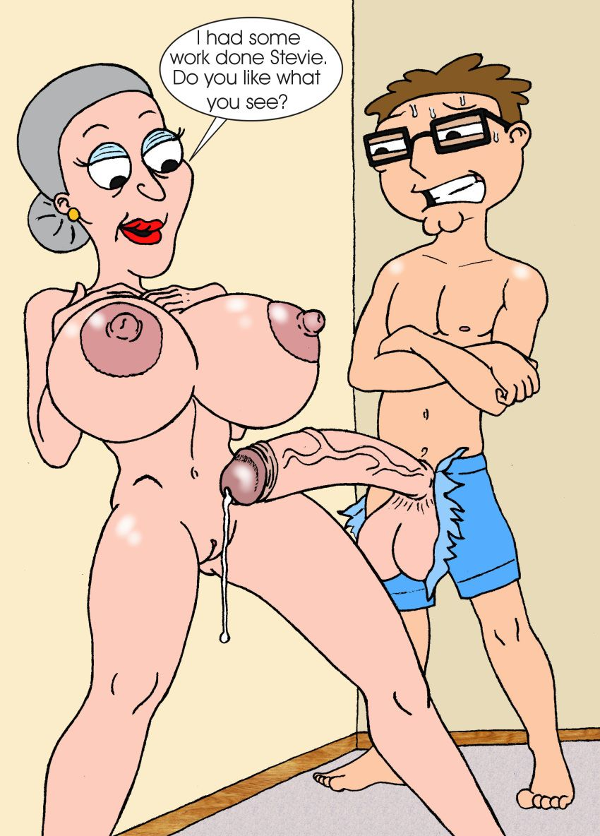 Consider, american dad xxx big boobs big ass opinion