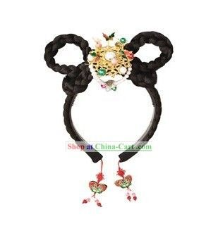 Eclipse reccomend Asian hair jewellery
