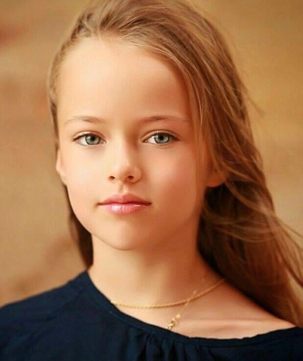Fiddle reccomend Prettiest girl in the world kristina pimenova