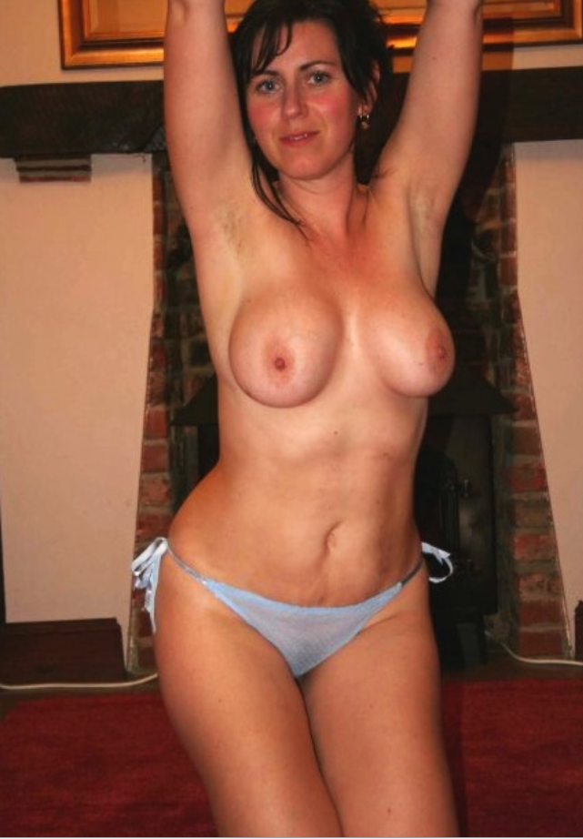 Wonderful mature naked women