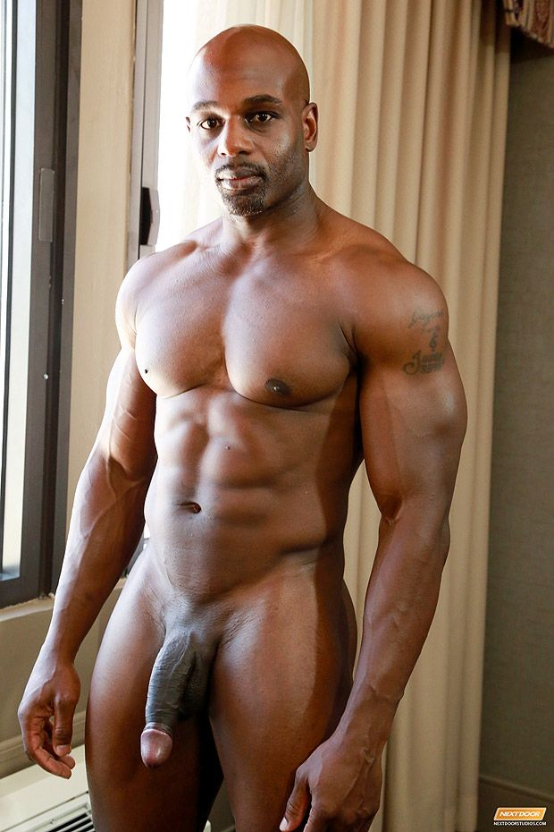 Big black men with big cocks