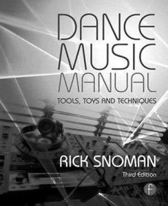 Tin M. reccomend Books on producing music