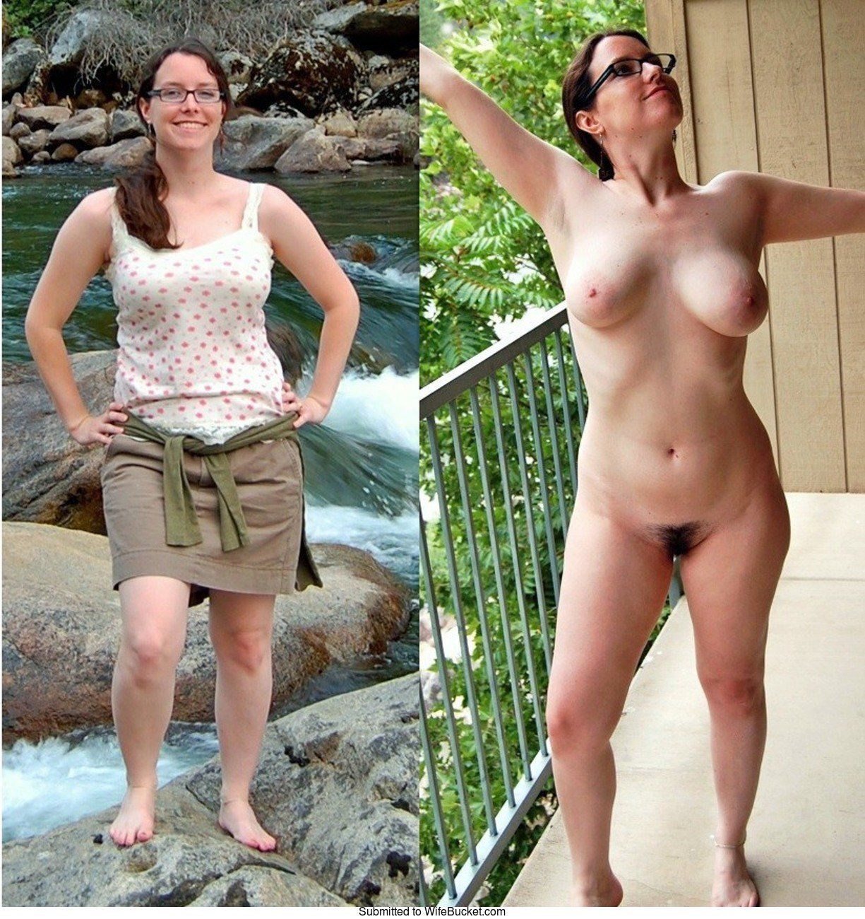 Polar reccomend Clothed naked amateur