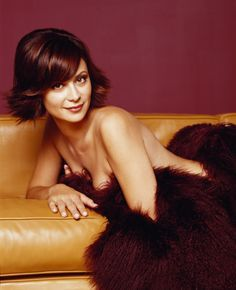 Catherine bell in pantyhose