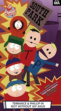 best of Anus my South park not without