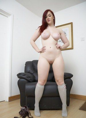Storm reccomend Busty mature girls naked with socks