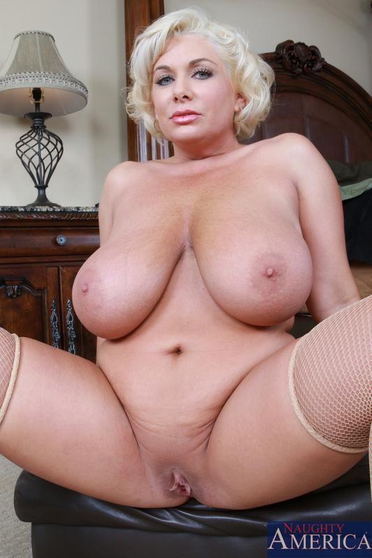 best of Blonde Claudia busty marie with