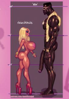 best of Pit Interracial the art by