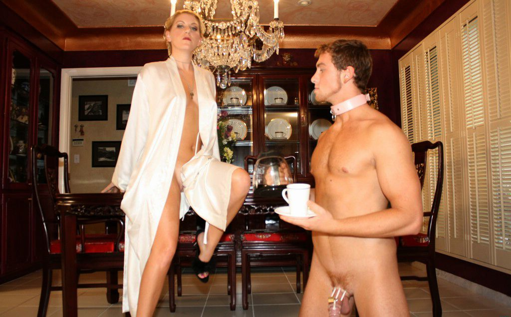 best of Wife and Domestic slave cuckold femdom