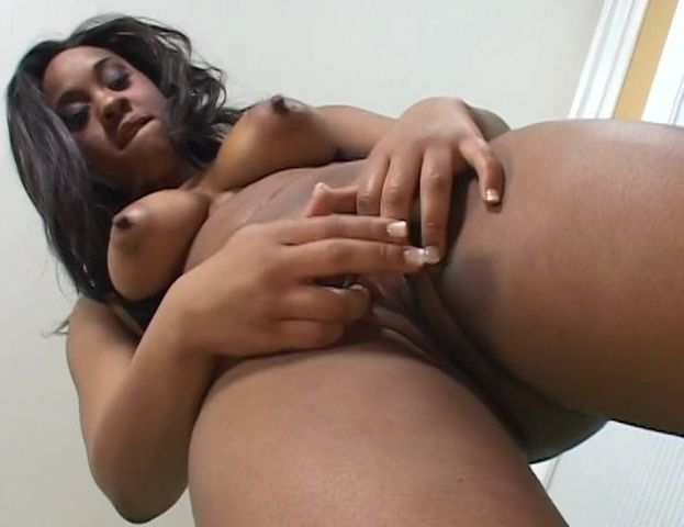 Ebony big black nipples
