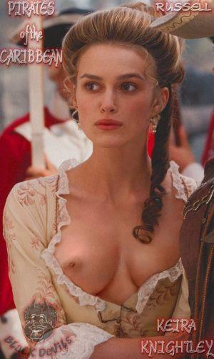 Elizabeth swann nude video