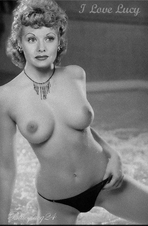 Assured, naked lucille ball