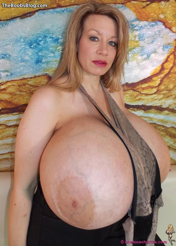 Daisy reccomend Big boobs chelsea charms naked