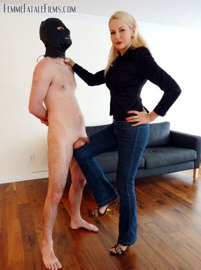 best of Busted balls Femdom