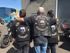 Boot reccomend Gypsy jokers mc south africa