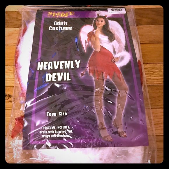 best of Devil adult costume Heavenly