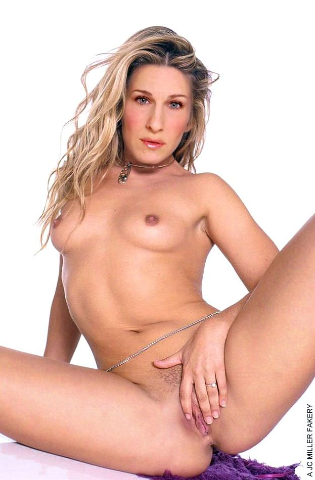 Your place Nude photos of sarah jessica parker