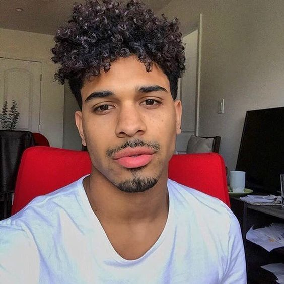 Tinkerbell reccomend Light skin with curly hair