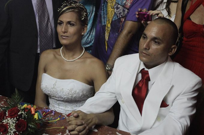 Married female transsexual