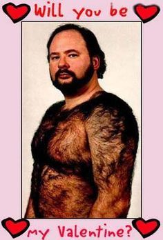 Equinox reccomend Nassty hairy gross men