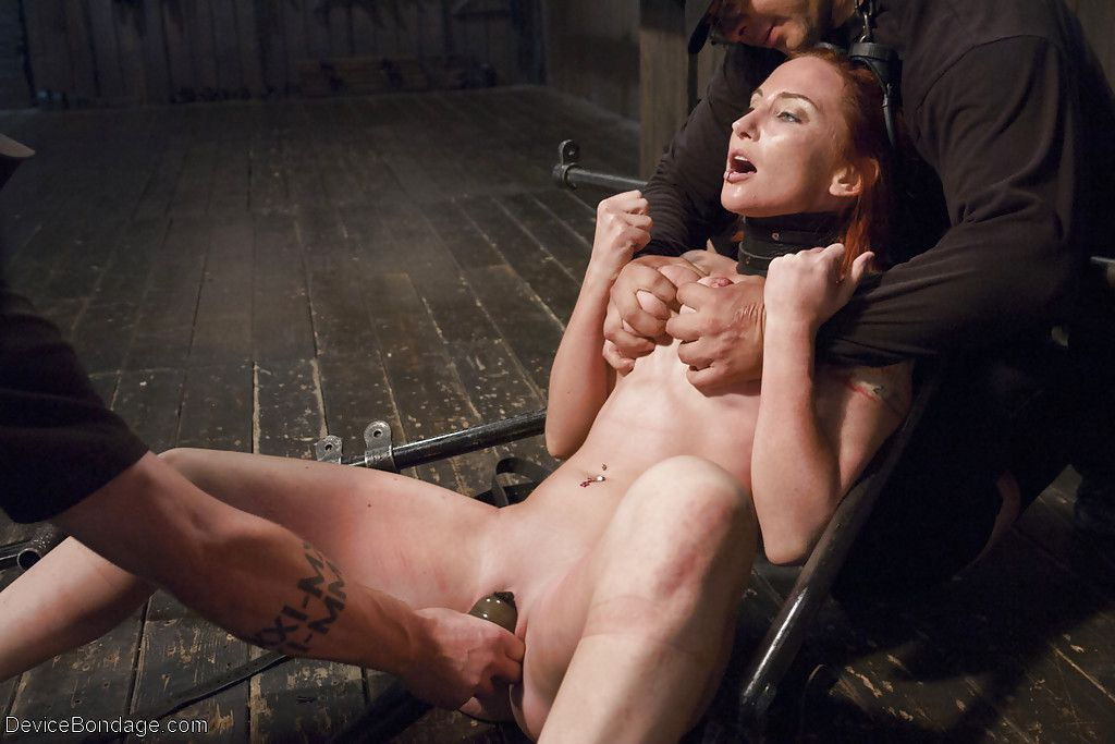 best of Torture bondage pics Nipple