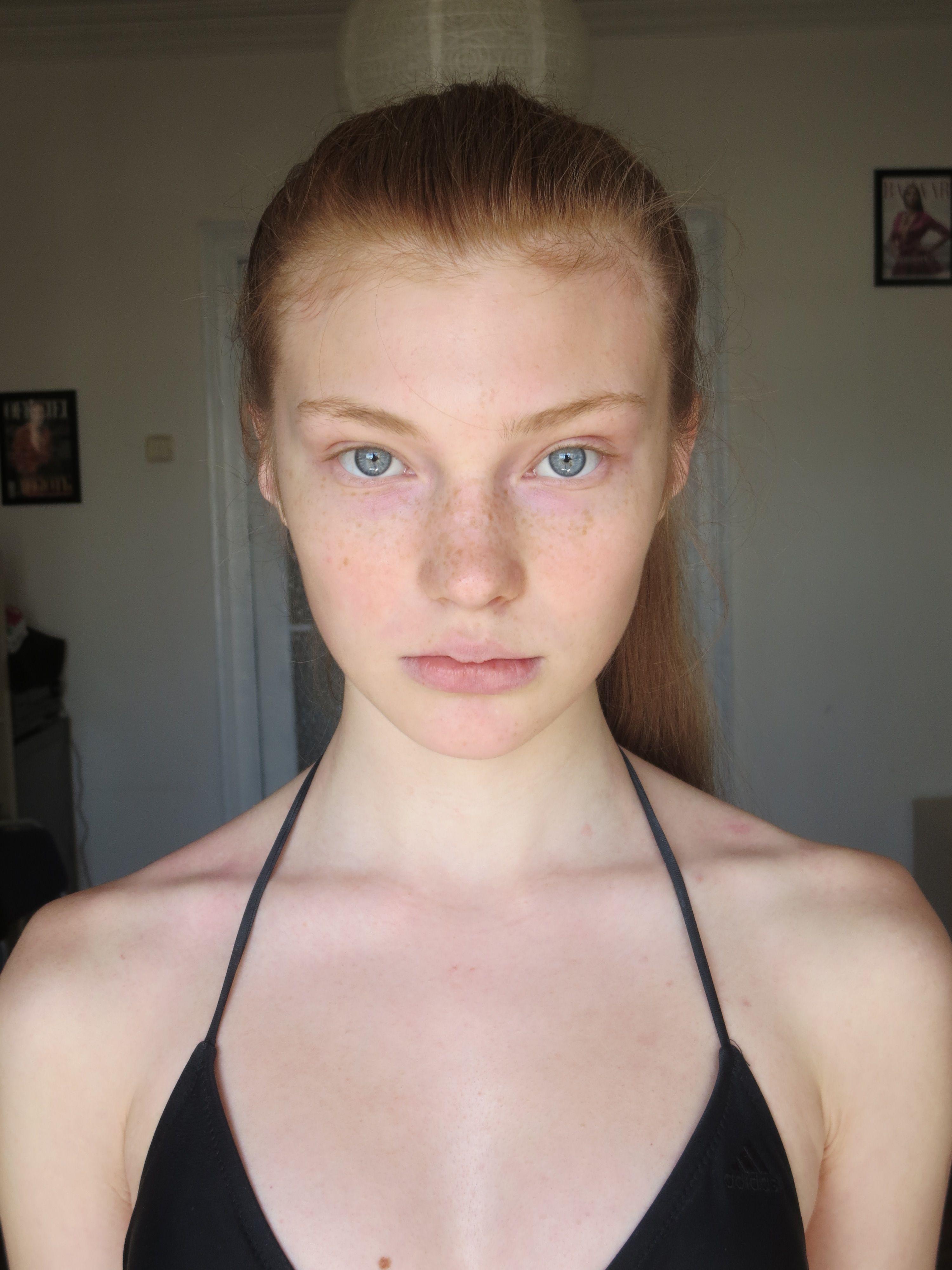greeneyes dasha Redhead