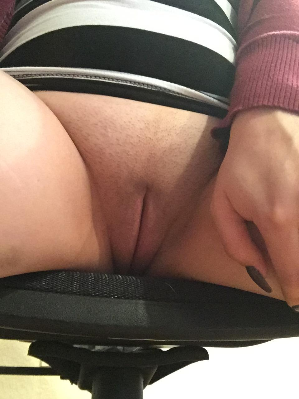 Fat ass and wet pussy