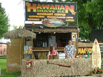 best of Concession Shaved ice