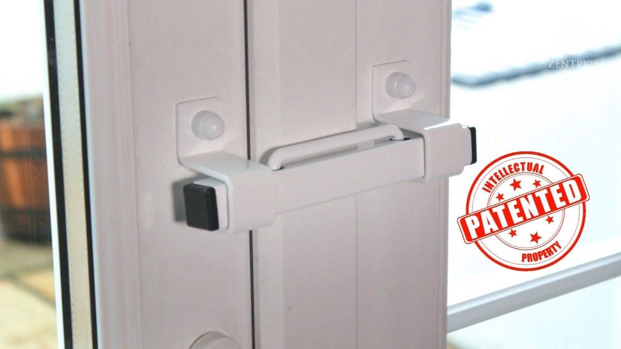 Relay reccomend Swinging patio door security