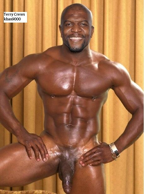 Booter reccomend Terry crews nude dick