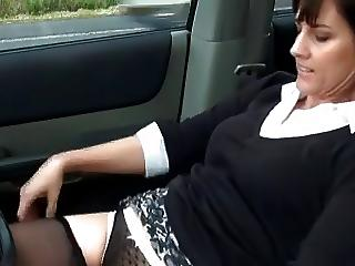 Are Pics of cars with nude girls masterbating