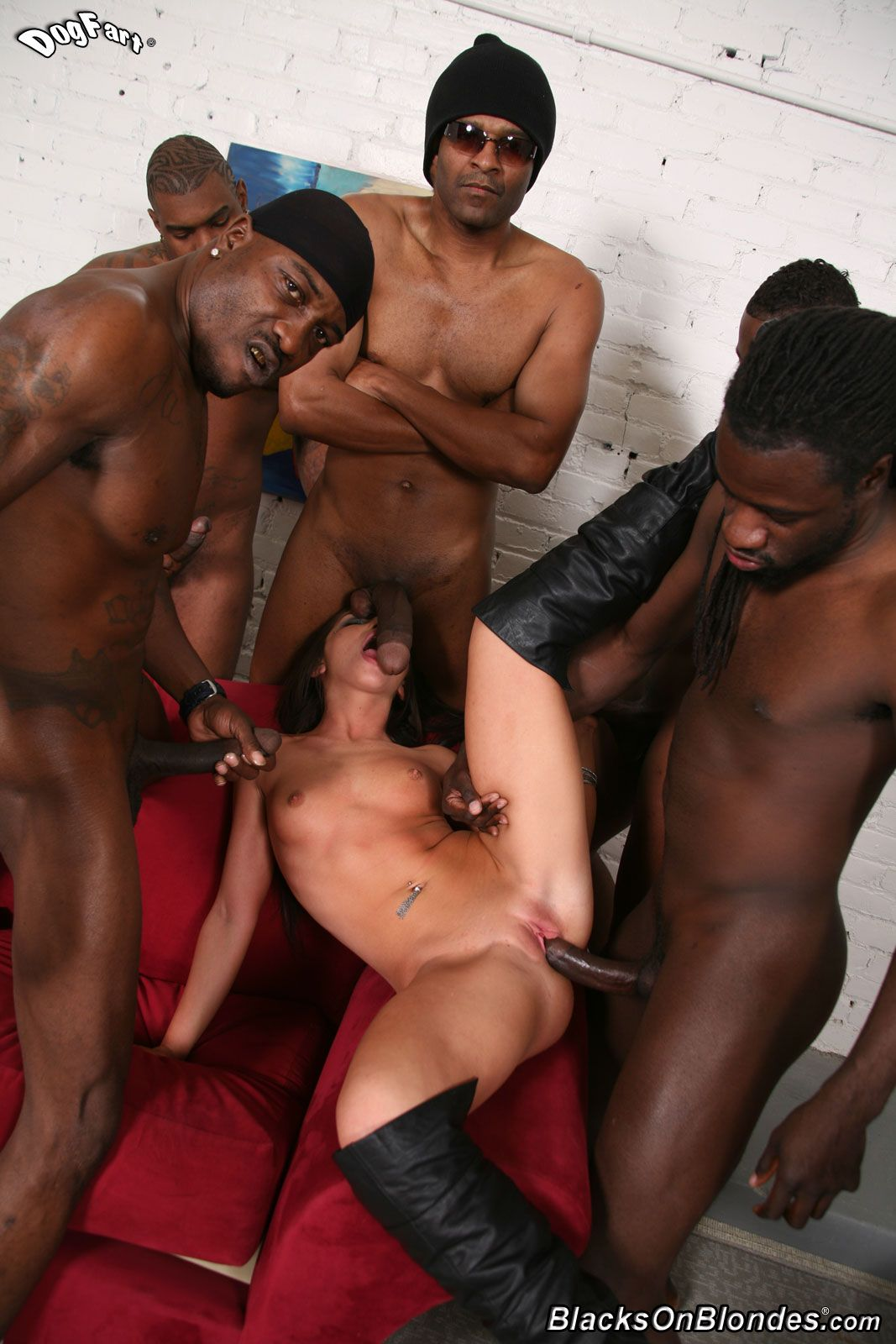 The holes fucked on holiday Woman insatiable stallions