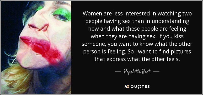 best of To people other sex like who having Women watch