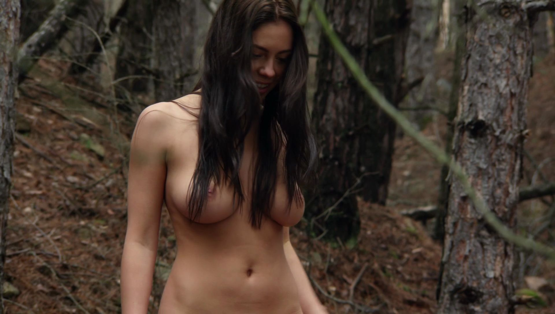 Ghost reccomend Wrong turn nude scene