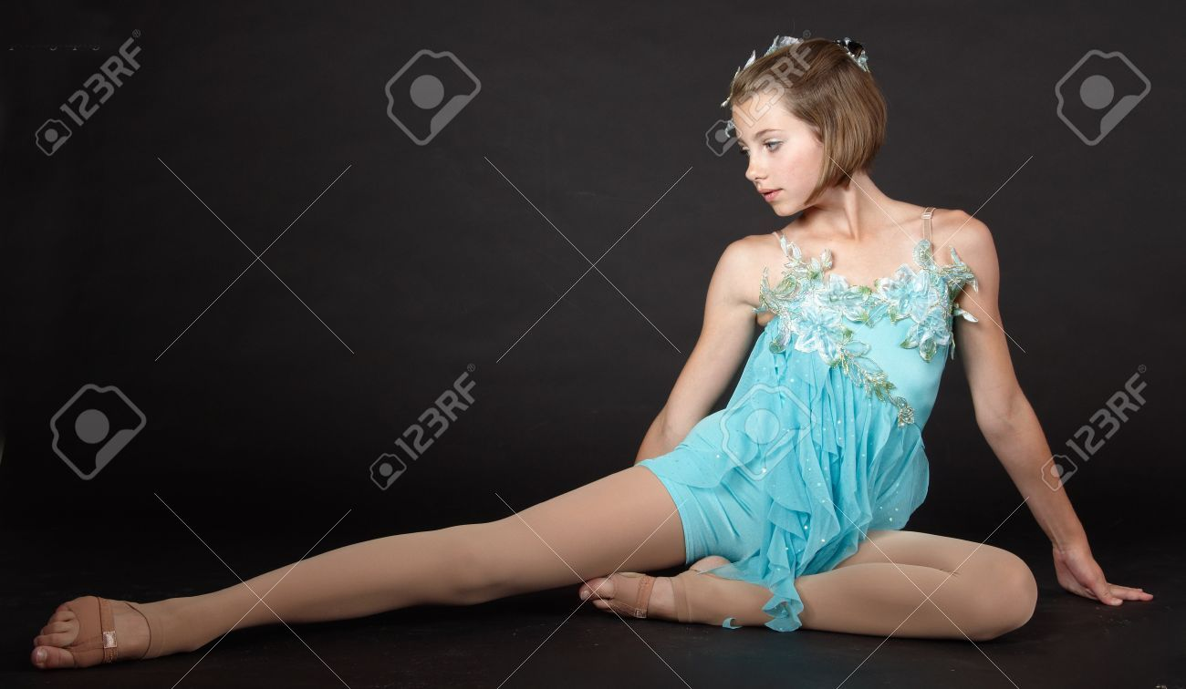 best of Pose Young teen model